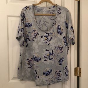 Maurices plus size 2 short sleeve shirt